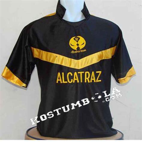 Kaos Tim Futsal Dan Sepak Bola kostum bola tim alcatraz