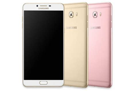 Samsung C Pro Galaxy C9 Pro With 6gb Ram Leaked Hours Ahead Of Launch