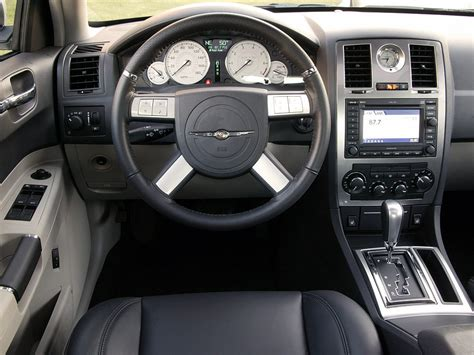 chrysler 300c interior 300c