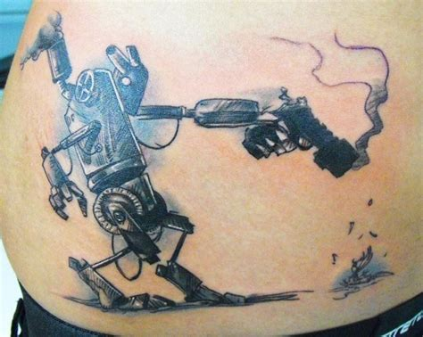 tattoo robot couple best 25 robot tattoo ideas on pinterest planet drawing