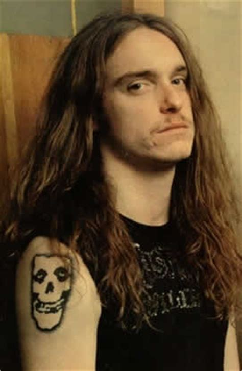 metallica s cliff burton s misfits tattoo celebrity
