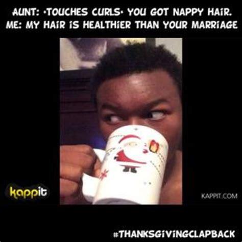 Nappy Hair Meme - nappy hair jokes kappit