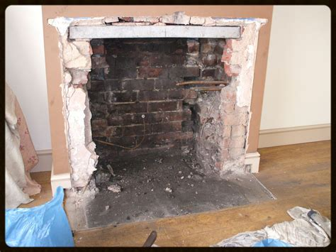 Open Up Fireplace by Chim Chimney Sweeps Chimney Stove Installation