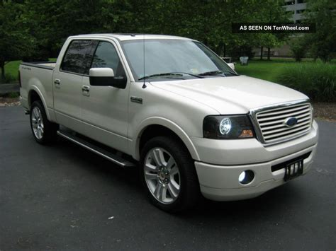 2008 ford f150 limited 2008 ford f150 supercrew limited
