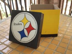 steelers valentines day gifts gift craft personalized decorated boxes for