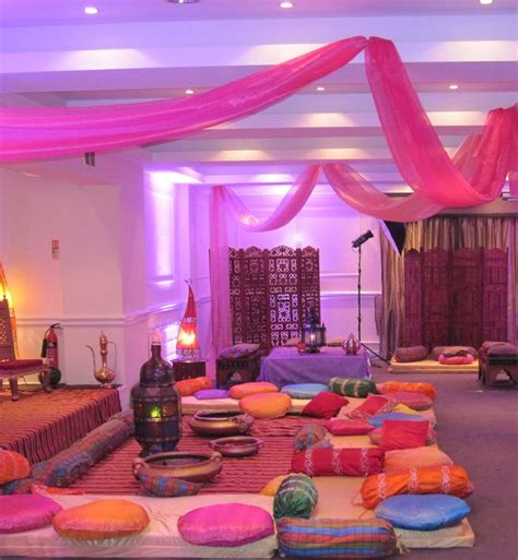 themed party hire mehndi decorations at home marquee google search