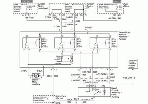 wiring diagram 2001 silverado ac tattlr info