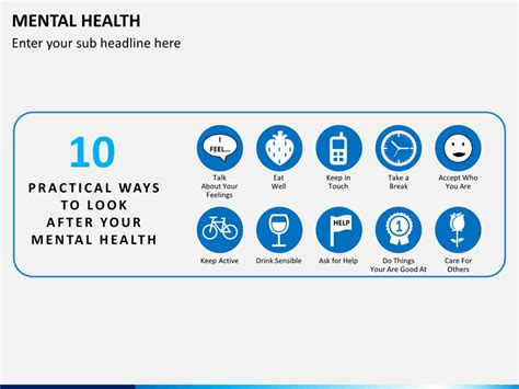 templates powerpoint mental health mental health powerpoint template sketchbubble