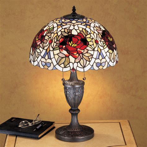 small tiffany style accent ls wildwood ls and accents lite source ls 22219brn maya
