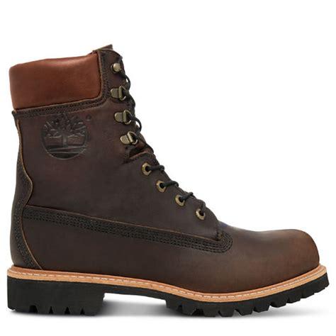 Timberland Usa usa made 8 inch icon boot homme marron timberland