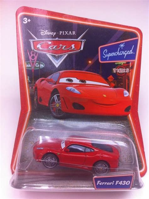 disney cars ferrari sold 13 95 disney pixar cars ferrari f430 supercharged