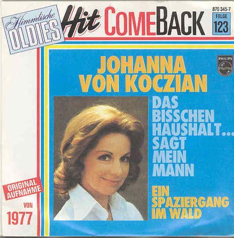 Johanna Koczian Das Bißchen Haushalt Sagt Mein Mann 5156 by Poplife Shop