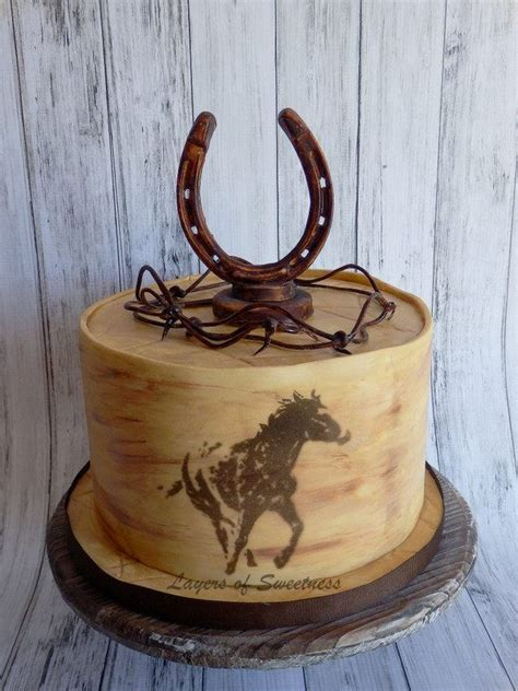 western themed 17 best ideas about western cakes on western