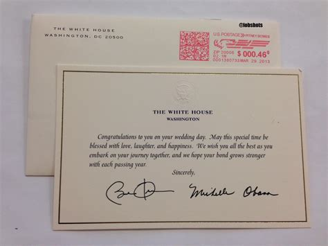 sending a wedding invitation to the white house go ahead invite barack and obama to your wedding