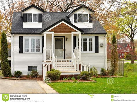 white siding house house with white siding stock image image of pretty 14017813