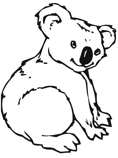 cute bear coloring pages 70 animal colouring pages free download print free