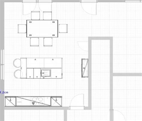Planung Küche by Grundriss Dekor K 252 Cheninsel Alles Bild F 252 R Ihr Haus