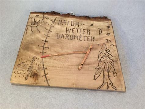 große holzbuchstaben natur barometer flussholz auf dawanda