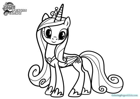 my little pony coloring pages cadence my little pony princess cadence coloring pages coloring