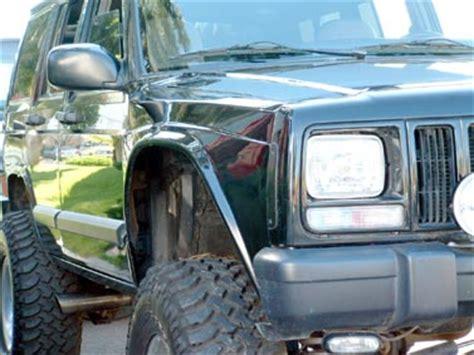 Jeep Xj Fiberglass Fenders Anyone Glassworks Unlimited Fenders Jeep