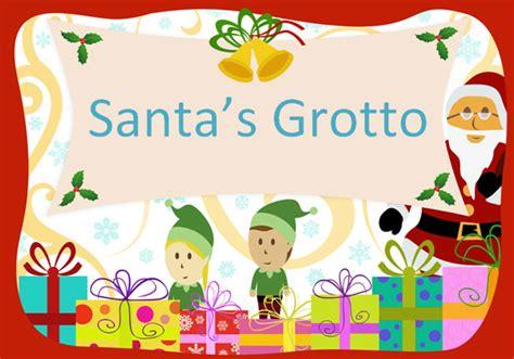 printable santa tickets editable santa s grotto poster free early years