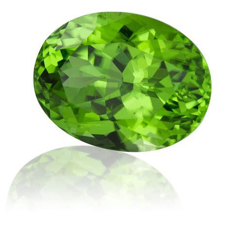 pakistan peridot oval 10 03ct king gems