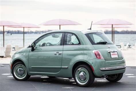 fiat 500 special editions 2016 fiat 500 review autoguide news