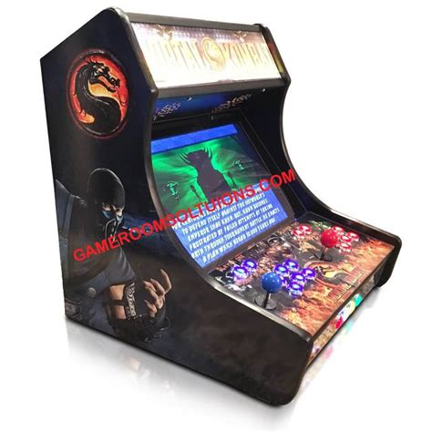 Bartop Mame Cabinet Kit by Bartop Arcade Kit Deluxe Lock Graphics Kit