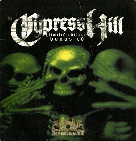 Promo Skull Ring 1a cypress hill limited edition bonus cd promo single cd