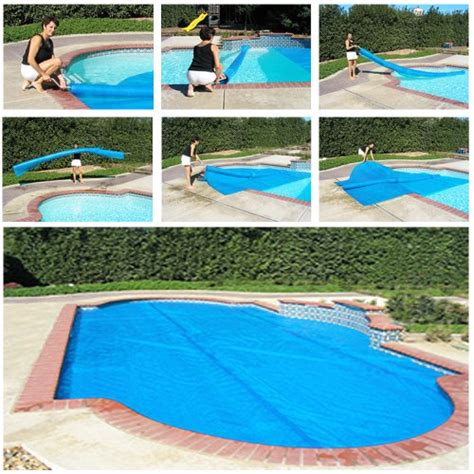 Solar Blankets For Inground Pools by Solar Roller 174 Freeform Pool Cover Remover Rolls Solar