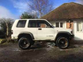 Isuzu Trooper Road Isuzu Trooper 3 1 Roader Road 4x4 Car For Sale