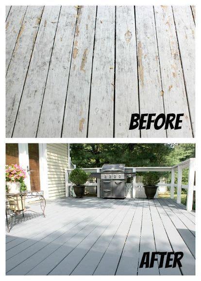 painting  deck   diy deck decorating deck