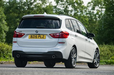 bmw  series gran tourer review  autocar