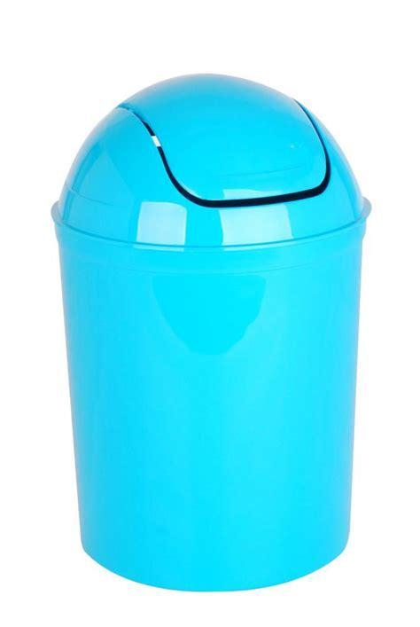 swing top bin 5l mini desktop swing top bin for office home bathroom