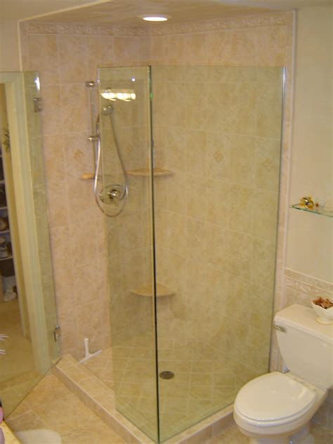 Pictures Of Frameless Glass Shower Doors The Benefits Of Frameless Glass Shower Doors All About House Design