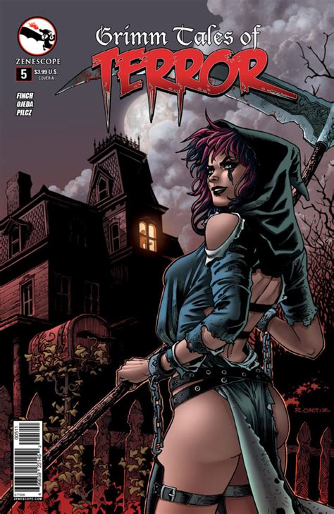 Tales Of Terror grimm tales of terror 5 what lies above issue