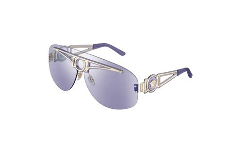 2007 versace eyeglasses glass
