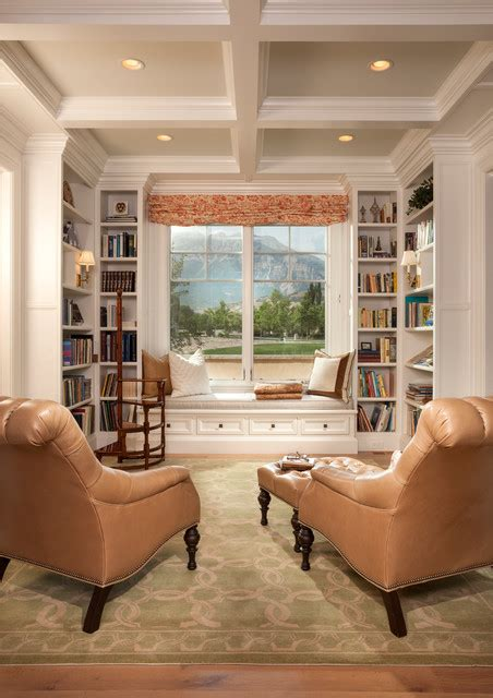 Reading Space Ideas | 20 elegant reading room design ideas for all book lovers