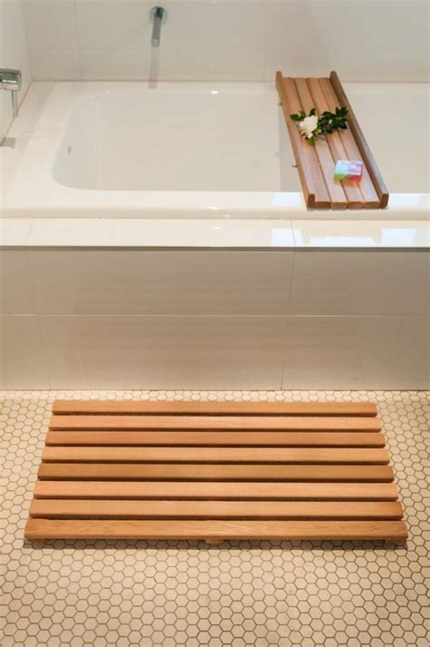 wooden floor mat wooden bath mat wooden bath mat ikea white wooden bath mats bathroom design ideas