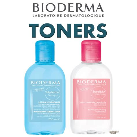 Toner Bioderma buy authentic range bioderma cleansers toners