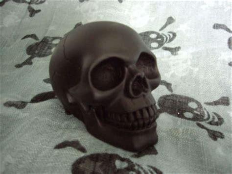 Big Black Knob Big Black Primer Skull Shift Shifter Knob Matte Finish