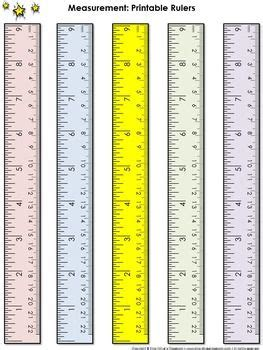 printable school ruler ruler measurement tools printable rulers 9 inches and 22