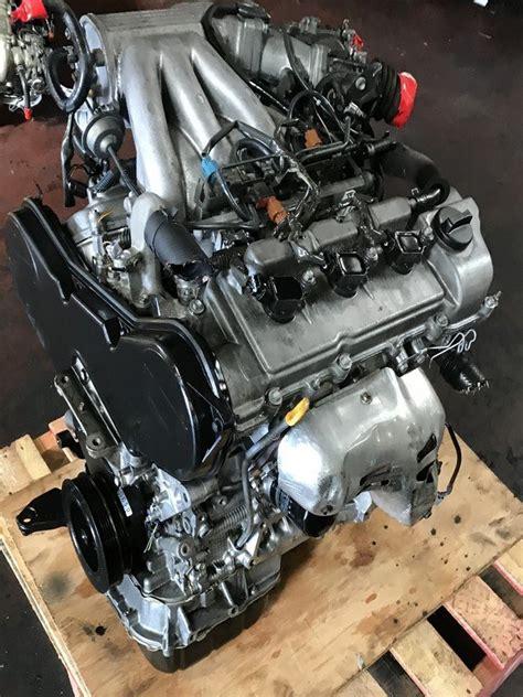 jdm   lexus rx mz fe vvt  wd  engine