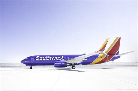 Southwest Airlines Also Search For Southwest Airlines Unveils New Look For Its Planes Kera News