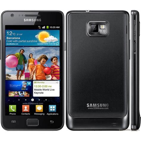 Samsung S2 galaxy s2 i9100 gets bug fix update for stock android 4 1