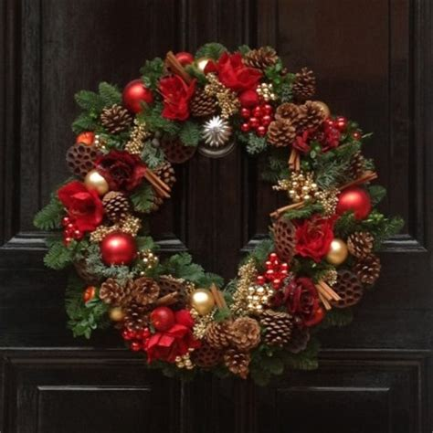 craft workshop christmas wreaths oundle info