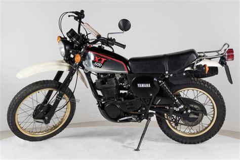 Yamaha 500 Ccm Motorrad by Yamaha Xt 500 Ccm 1981 Catawiki