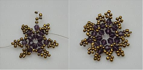 how to make sted jewelry how to make stud earrings pair of delicate snowflake shape