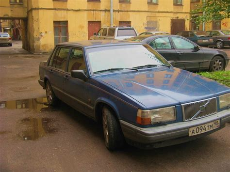 how does cars work 1992 volvo 740 spare parts catalogs 1992 volvo 740 pictures gasoline fr or rr manual for sale