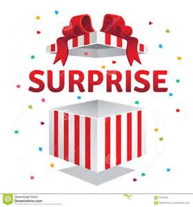 opened surprise gift box stock vector image of explosion